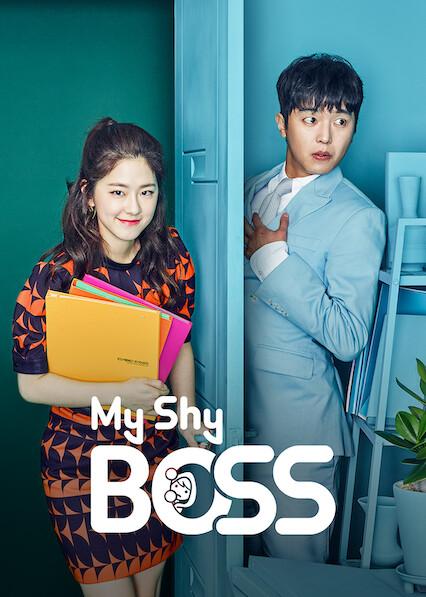 My Shy Boss on Netflix Canada