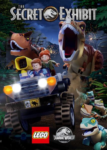 LEGO Jurassic World: Secret Exhibit on Netflix Canada