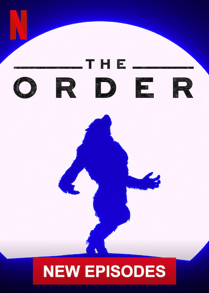 The Order on Netflix Canada