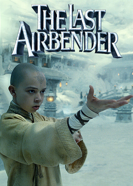 The Last Airbender on Netflix Canada