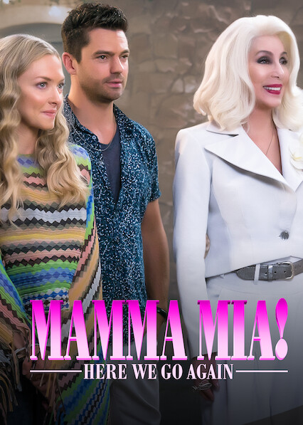 Is Mamma Mia Here We Go Again Available To Watch On Canadian Netflix New On Netflix Canada