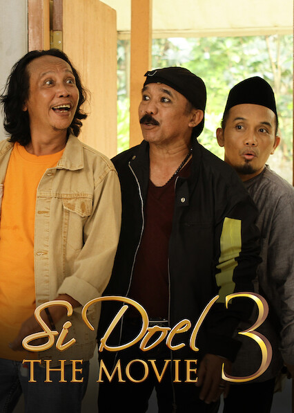 Si Doel the Movie 3 on Netflix Canada