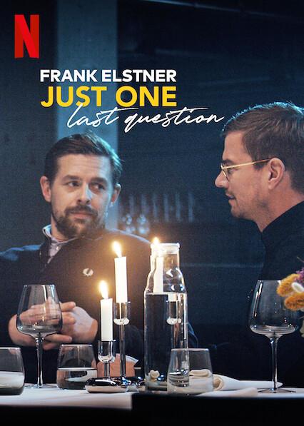 Frank Elstner: Just One Last Question