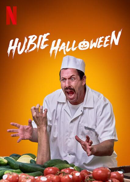 Hubie Halloween on Netflix Canada