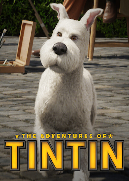 The Adventures of Tintin on Netflix Canada