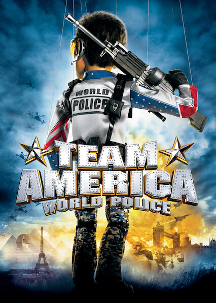 Team America: World Police on Netflix Canada