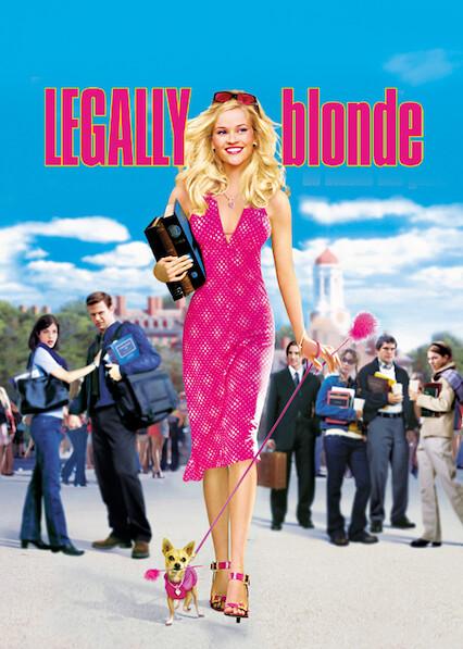 Legally Blonde on Netflix Canada