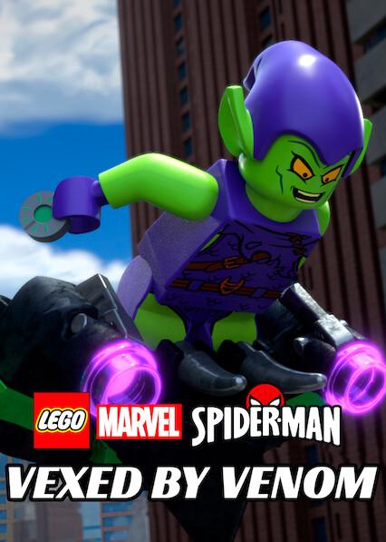 LEGO Marvel Spider-Man: Vexed by Venom on Netflix Canada