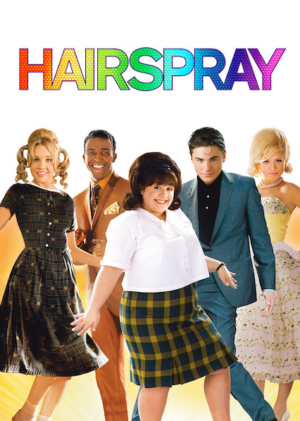 Hairspray on Netflix