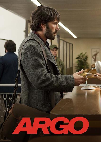Argo on Netflix Canada