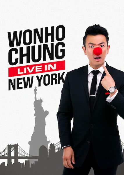 Wonho Chung: Live in New York on Netflix Canada