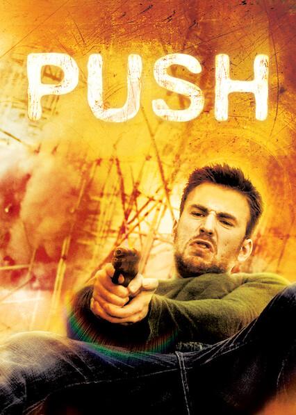 Push on Netflix Canada