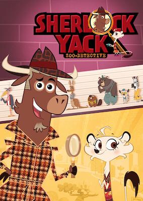 Sherlock Yack – Zoo Detective