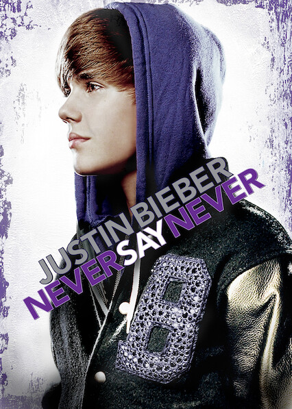 Justin Bieber: Never Say Never on Netflix Canada