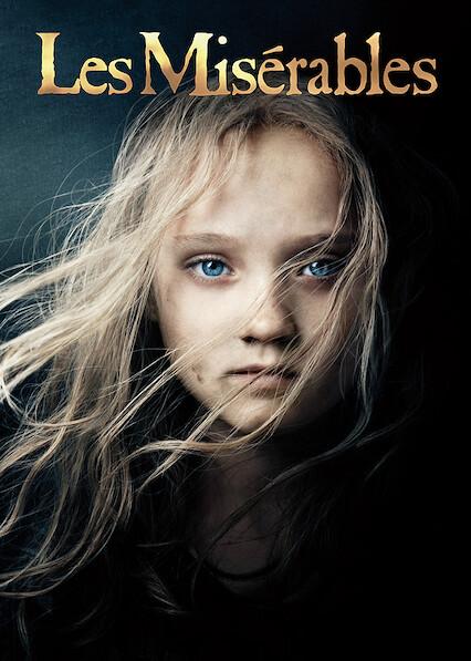 Les Misérables on Netflix Canada
