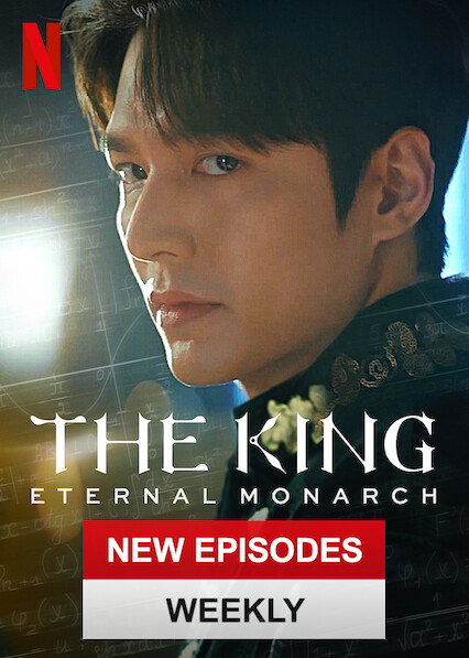The King: Eternal Monarch on Netflix Canada