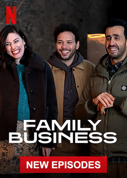Family Business on Netflix Canada