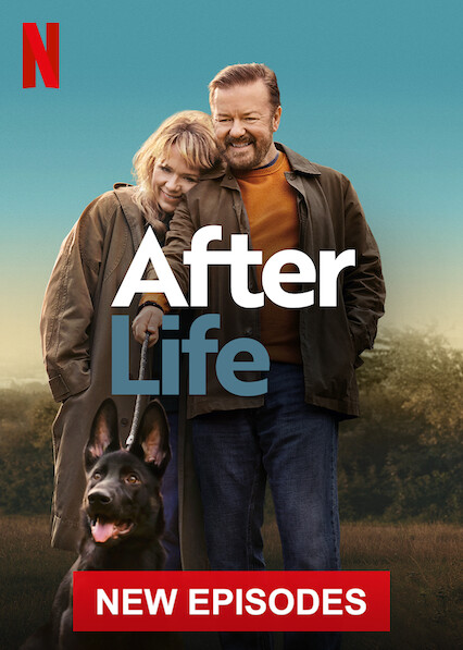 After Life on Netflix Canada