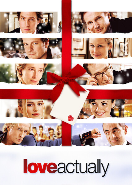 Love Actually on Netflix Canada