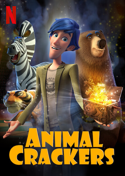 Animal Crackers on Netflix Canada
