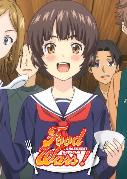 Food Wars!: Shokugeki no Soma on Netflix Canada