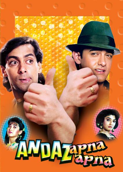 Andaz Apna Apna on Netflix Canada