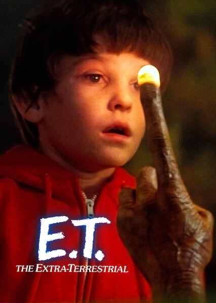 E.T. the Extra-Terrestrial on Netflix Canada