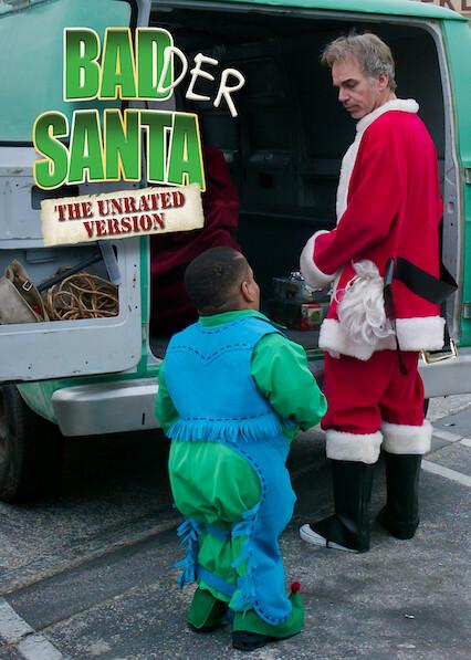 Bad Santa on Netflix Canada
