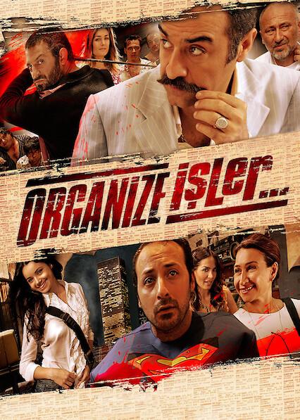 Organize Isler on Netflix Canada