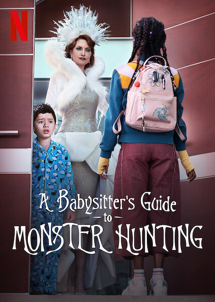 A Babysitter's Guide to Monster Hunting
