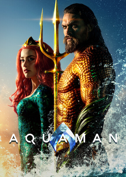 Aquaman on Netflix Canada