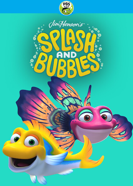 Splash and Bubbles on Netflix Canada