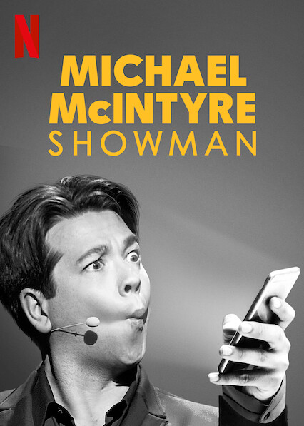 Michael McIntyre: Showman on Netflix Canada