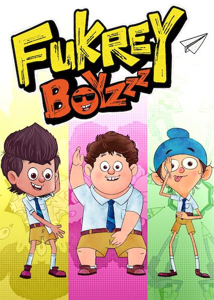 Fukrey Boyzzz: Space Mein Fukrapanti (2020) Hindi Netflix