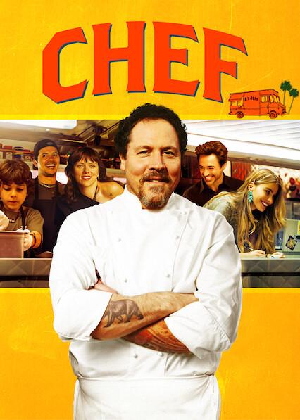 Chef on Netflix Canada