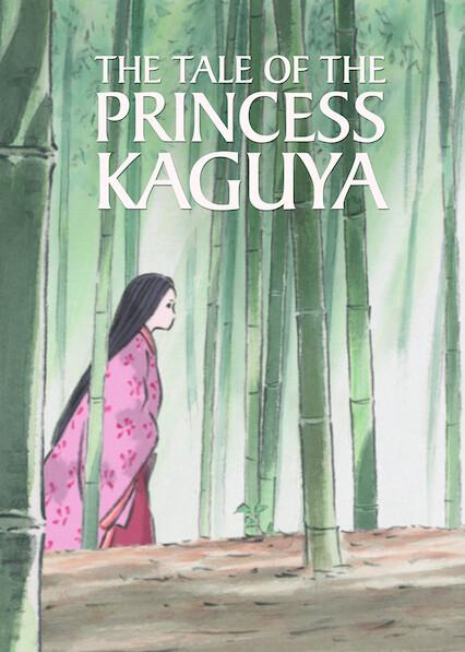 The Tale of The Princess Kaguya on Netflix Canada
