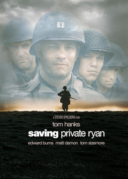 Saving Private Ryan on Netflix Canada