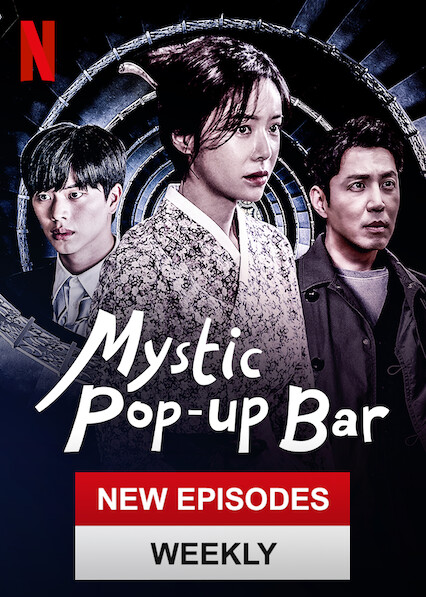 Mystic Pop-up Bar on Netflix Canada