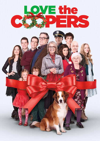 Christmas with the Coopers on Netflix Canada