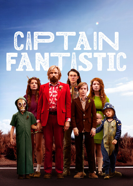 Captain Fantastic on Netflix Canada