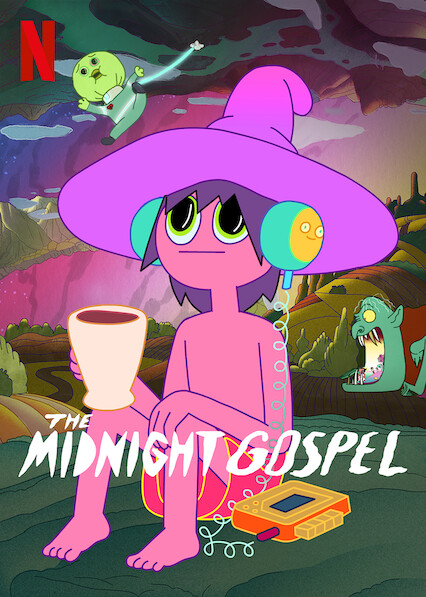 The Midnight Gospel on Netflix Canada