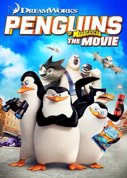 Penguins of Madagascar: The Movie on Netflix Canada